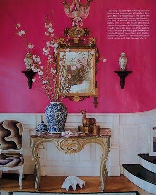 razzle dazzle ben moore paint color  SB bedroom wall color
