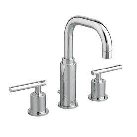 American Standard Serin Polished Chrome 2-Handle Widespread Bathroom F