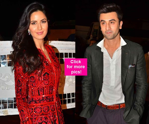 Katrina Kaif and Ranbir Kapoor REFUSE to get clicked together and we have proof – watch video! #KatrinaKaif   #RanbirKapoor
