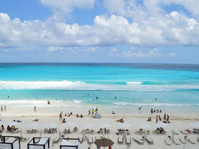 Mamitas Beach Club, Playa del Carmen, Riviera Maya