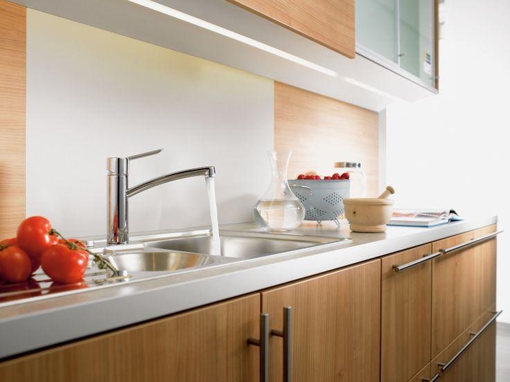 Смесители и душевые системы Hansgrohe: Кухонные смесители #hogart_art #interiordesign #design #apartment #house #bathroom #fucet #bath #hansgrohe