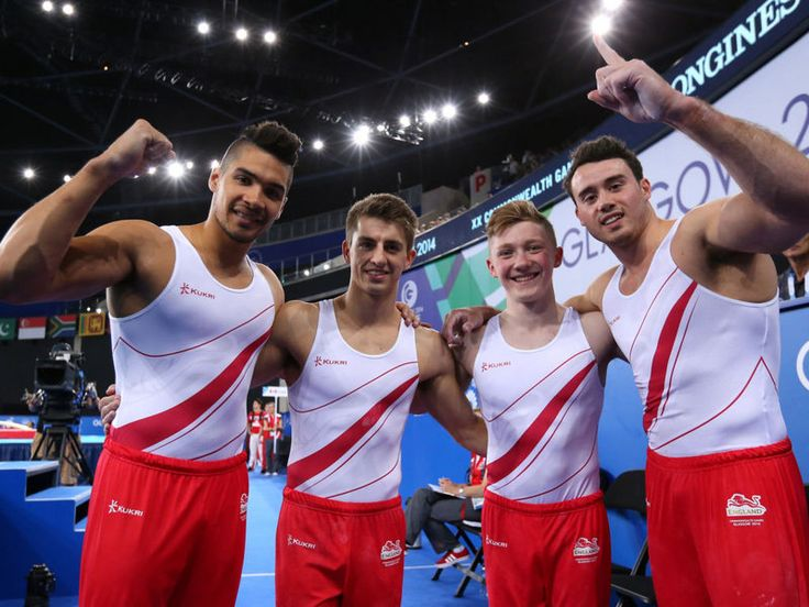 England won the gold medal in the men's team gymnastics final and Scotland take silver. The team was made up of Louis Smith, Max Whitlock, Sam Oldham, Kristian Thomas and Nile Wilson.