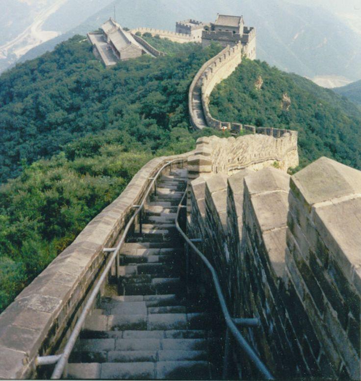 La Grande Muraille de Chine© iStockphotos -
