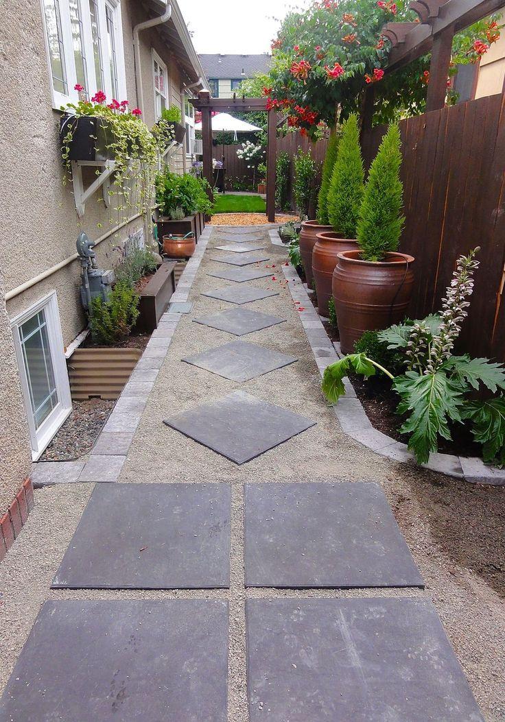 Backyard Garden Difference : Best small backyard decks ideas on pinterest