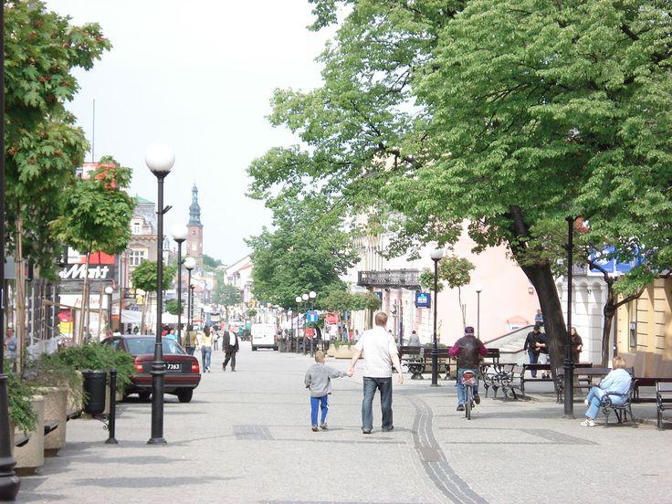 Zeromskiego street-Radom - Radom – Wikipedia, wolna encyklopedia