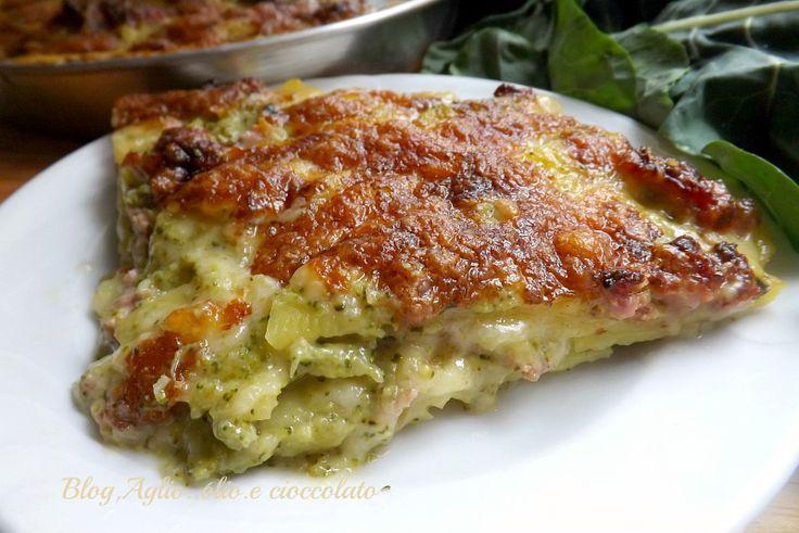 Tortino Patate Broccoletti e Salsiccia http://blog.giallozafferano.it/rocococo/tortino-patate-broccoletti-e-salsiccia/