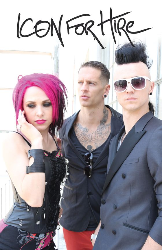 Icon for Hire. I love ...