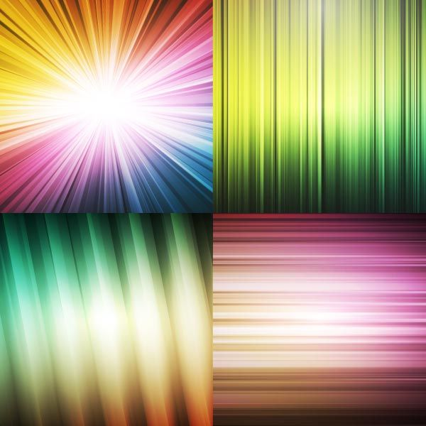 4 vector abstract backgrounds - Free-designs.net