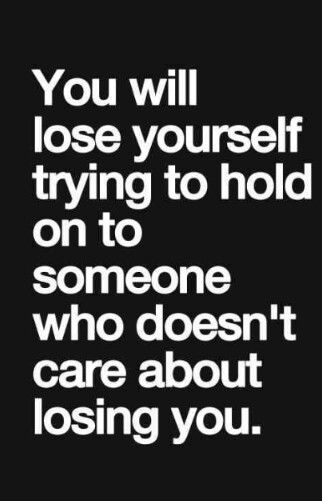 Losing Someone You Care About Quotes, Quotations & Sayings 2018