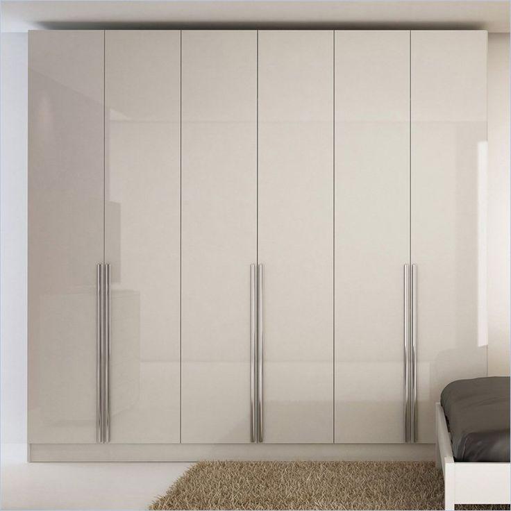 Eldridge Wardrobe in White Gloss