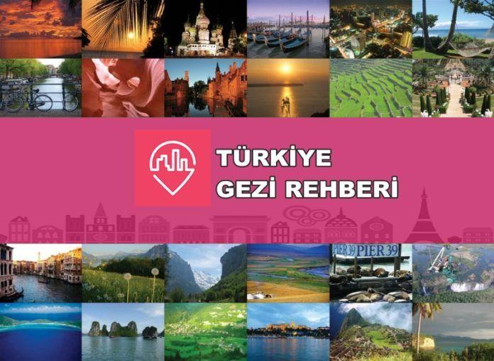 Gezmeyi Seviyorum Diyenler Için ''Türkiye Gezi Rehberi'' Her insan günlük hayatta yaşadığı sıkıntılardan, iş ortamında karşılaştığı zorluklardan bir nebze