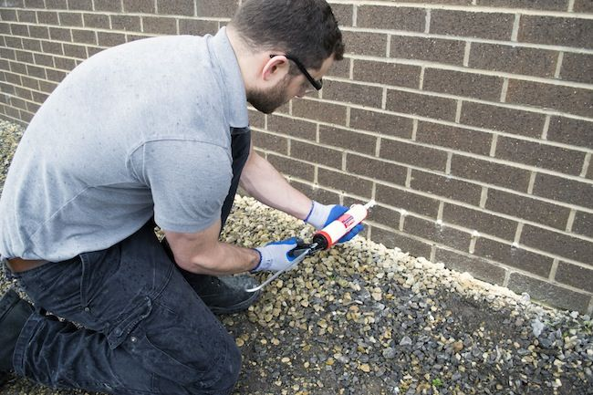 a trusted service for damp treatments in Barnsley