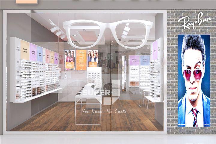 Modern Optical Modular Furniture Design Eyewear Store Interior Design Optical Shop Desig In 2020 Modular Furniture Design Store Design Interior Shop Interior Design