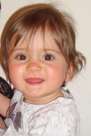 Morgane, 13 mois