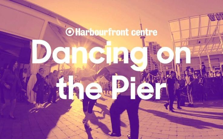 Dancing on the Pier with Recipee Band and Cadence Academy   TorontoDance.com