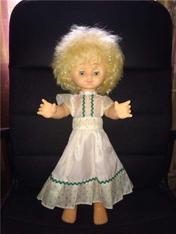 Кукла СССР / Куклы детства / Шопик. Продать купить куклу / Бэйбики. Куклы фото. Одежда для кукол