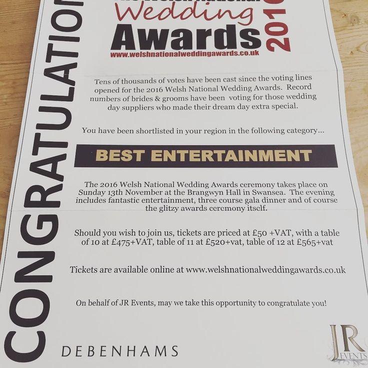 #entertainment #wedding #southwales #magiciancardiff #award #best #magician http://ift.tt/1PRIibb @bryangunton