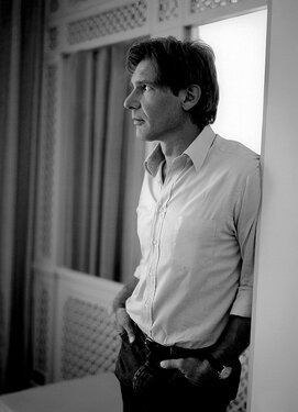 Harrison Ford Han Solo again??