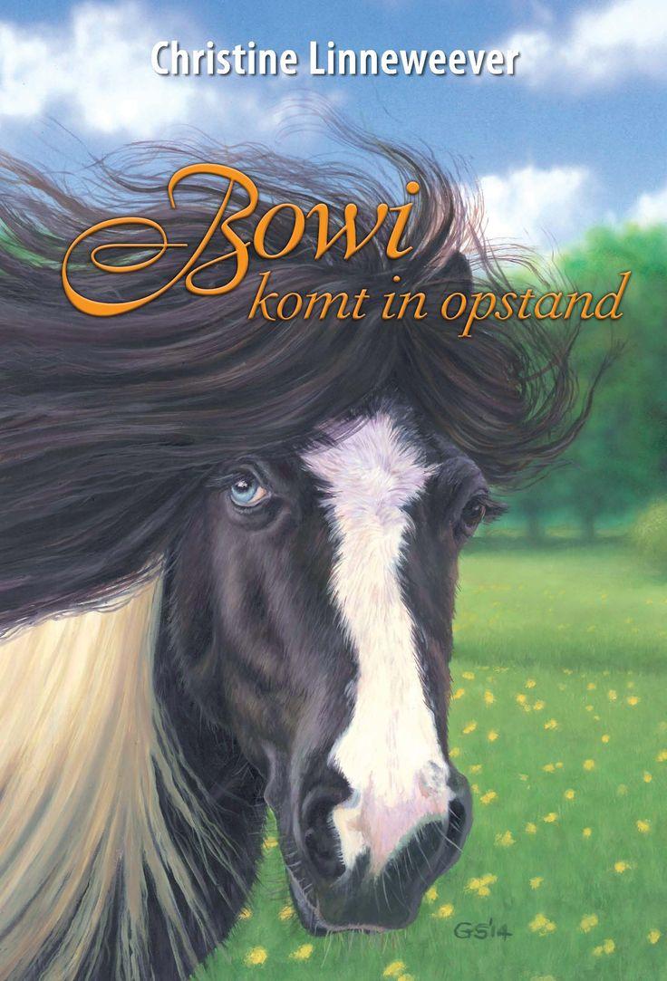 Bowi komt in opstand uit de serie Gouden Paarden - geschreven door Christine Linneweever