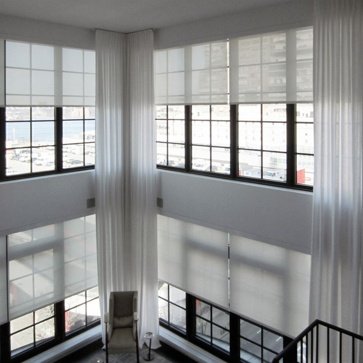 8 Best Duplex Apartment Window Treatments Images On