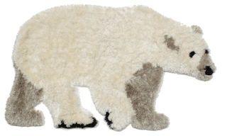 Polar Bear matta 100x160
