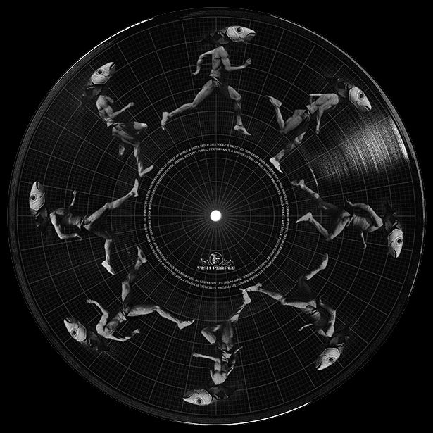 """Kate Bush: Running Up That Hill (Record Store Day Animated 10"""" Picture Disc) - http://animated-review.blogspot.co.uk/2013/04/kate-bush-running-up-that-hill-animated.html"""