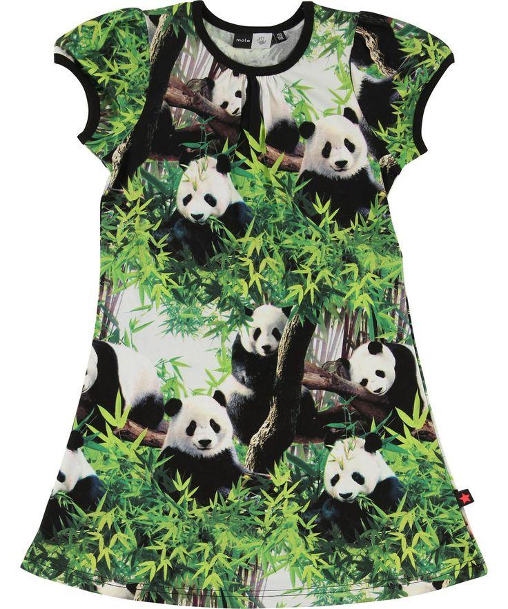 molo dress with print