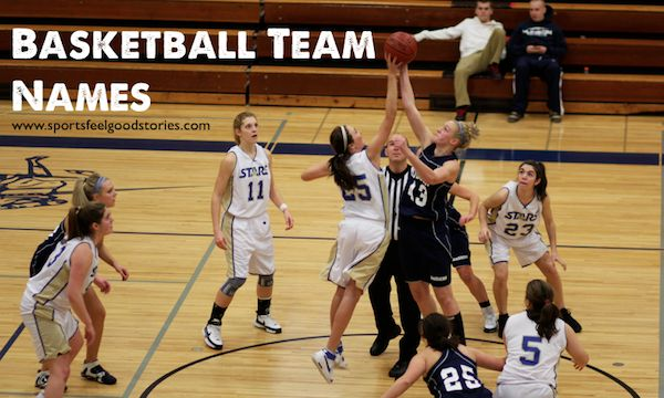 Funny Basketball Names: Creative, Funny And Catchy Names