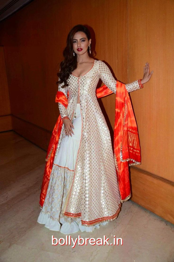 Sana Khan Hot Pics from Maheka Mirpuri Show