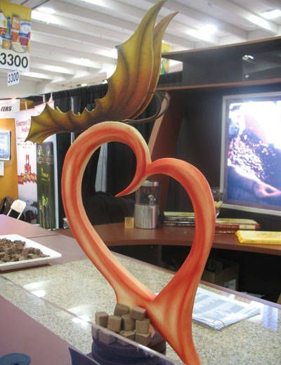 Chocolate Sculptures | Chocolate Sculpture