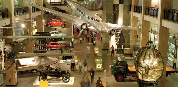 Making the Modern World. Science Museum