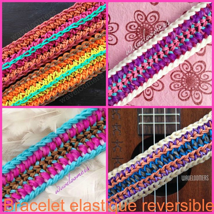 tutoriel bracelet elastique 1000 images about tuto bracelet 233 lastique fran 231 ais on 1380