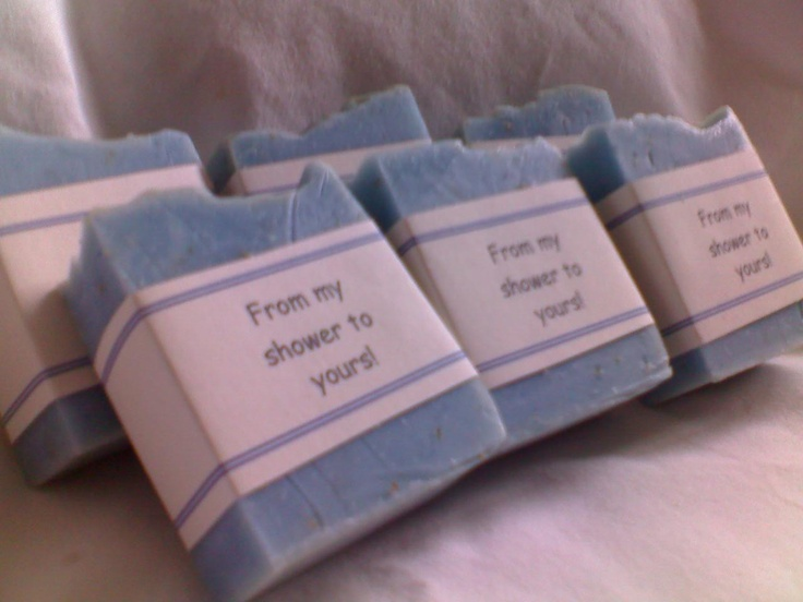 Awesome 35 Boy Baby Shower Soap Favors Scented Mini By RiverOaksSoapworks, $40.00