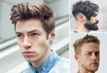 25 Short Hairstyles For Men With Cowlicks