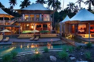 Hotel Soneva Kiri by Six Senses en Kho Kood, Tailandia