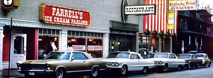 Farrell's Ice Cream Parlor | Farrell's Ice Cream Parlor Portland | 1960s/early 1970s!