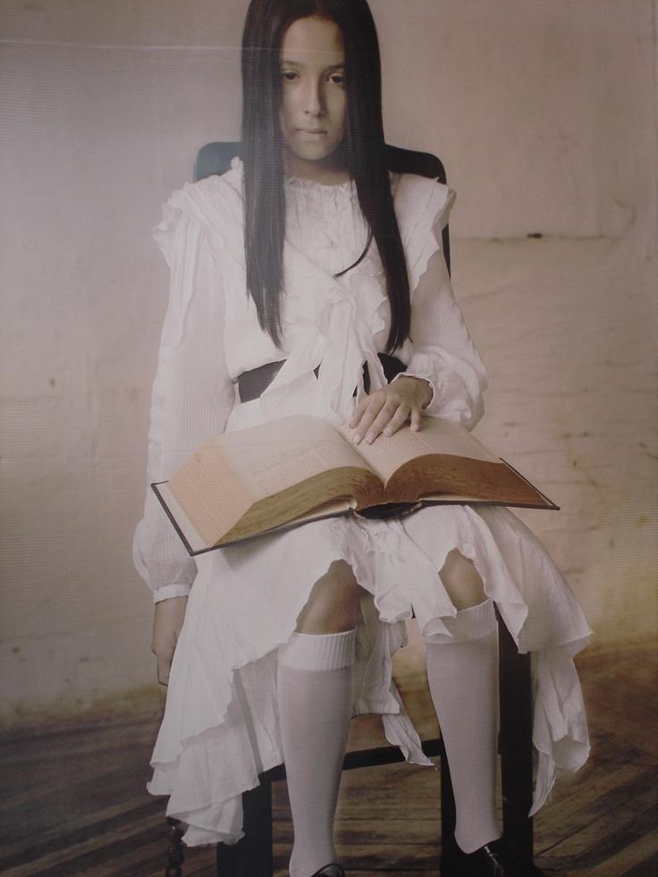 Camilo Echeverri... vestido OnA