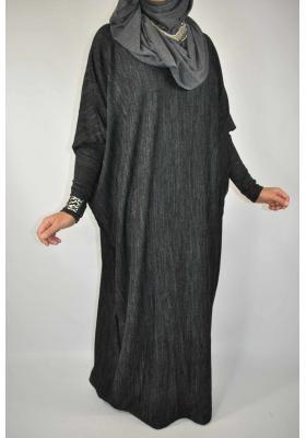 belle collection de robe et de vetement chaud d'hiver pour la femme musulmane voilée hijab hijabi - Neyssa Boutique
