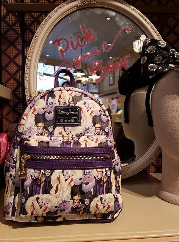 2b56c20225 The New Loungefly x Disney Mini Backpacks Are Now Available Online ...