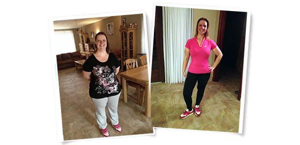 Voor- en na foto's van vrouwen die zijn afgevallen bij In Shape Afslankstudio. Lees hun ervaring met afvallen