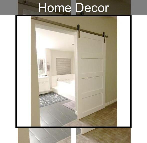 Interior Wood Doors   Sliding Door Runners   In Wall ...