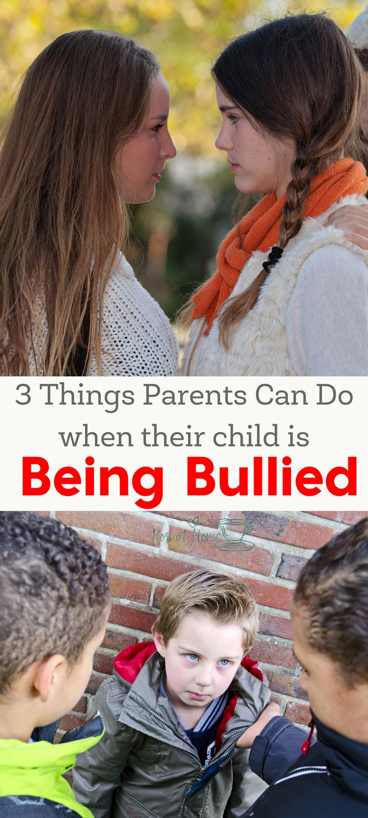 the important responsibility of parents for their childrens bullying Can parents be friends with their  mature enough to shoulder such a responsibility  is important that parents should strike a wonderful bond.
