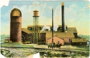 In July of 1895 the Saint Anthony Lumber Company opened the saw mill in Whitney to cut the huge pine timber that was being hauled in from Algonquin Park by rail on the J.R. Booth, Ottawa, Arnprior & Parry Sound Railway. In 1902 the St. Anthony Lumber Company decided to build its own railway to Opeongo. A distance of 15 miles, the work was put in the hands of Ottawa contractor Thomas McLaughlin. The road was in operation by June, l903. The following year, it was reported that 2,000 logs a day…