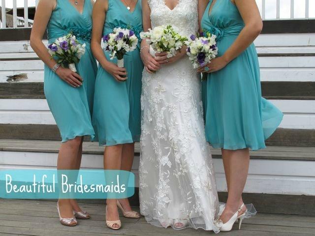 Bridesmaids: Beautiful Bridemaid, Bridesmaid