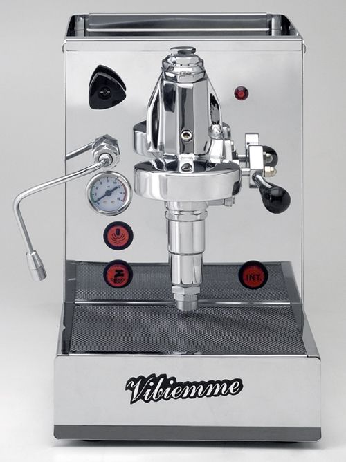 Vibiemme Domobar  Sign up for our next Espresso Machine Giveaway contest: http://www.espressooutlet.net/contests/
