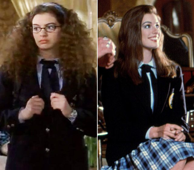 Movie Makeovers: Memorable Drab To Fab Character