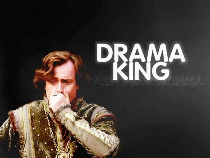 Robin Hood BBC prince John. Sassiest prince ever!!!