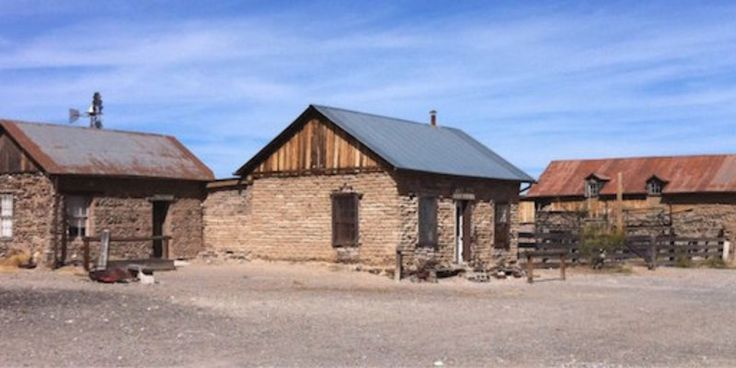 Shakespeare Ghost Town: from lawless Wild West town to National Historic Site #travel #roadtrips #roadtrippers