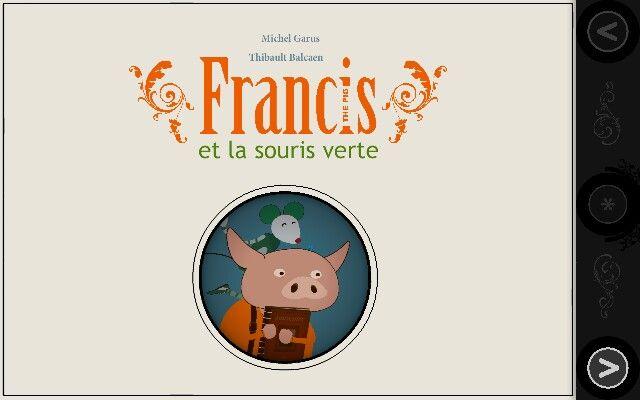 Francis et la souris verte (Google play)