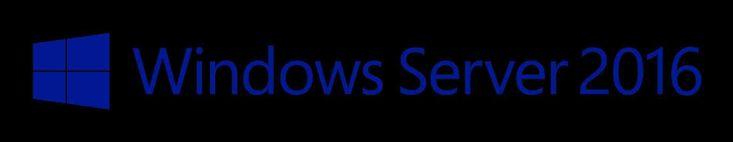 New windows server 2016 logo at temasistemi.net